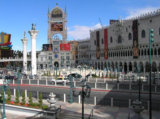 Photos of The Grand Canal Shoppes at The Venetian, Las Vegas