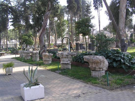 The National Museum of Damascus