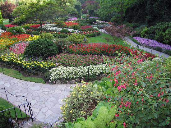 Central Saanich, Kanada: Sunken Gardens