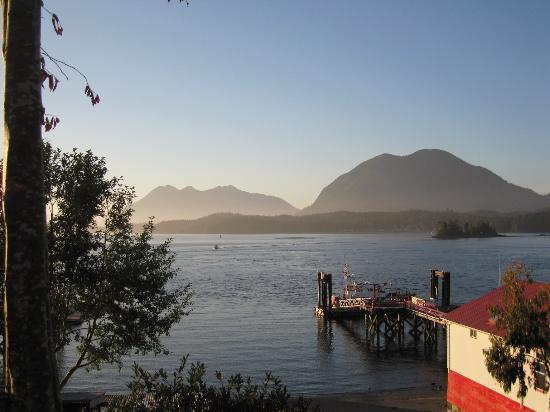 tofino how to get there from vancouver