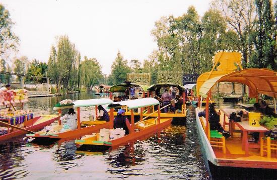 Xochimilco Floating Gardens Video Of Floating Gardens Of Xochimilco Mexico City Tripadvisor
