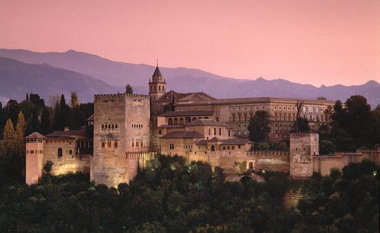 Granada and La Alhambra – Pizza & Travel