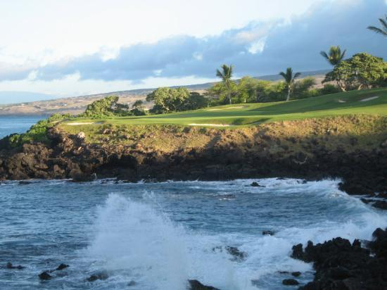 Kamuela, HI: Hole 3
