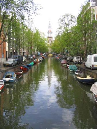Amsterdam, The Netherlands: Canal