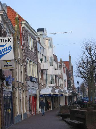 North Holland Province, The Netherlands: schagen town