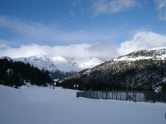 Soldeu, Andorra: Ski area