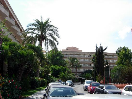Palma Nova, Hiszpania: Hotel Son Caliu