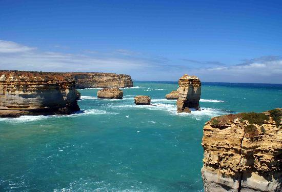 Port Fairy, Australia: 12 Apostles