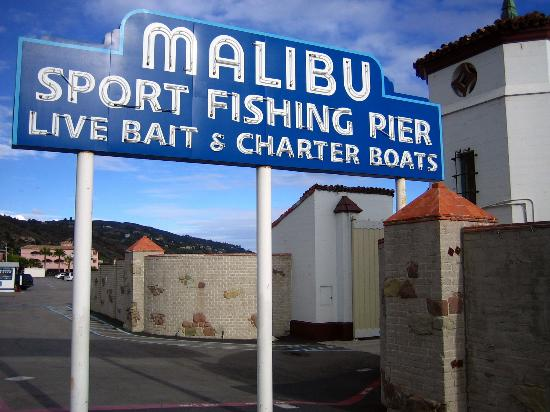  , : Malibu Pier