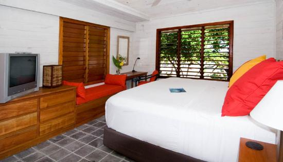 Barefoot Cay: Bungalow Interior