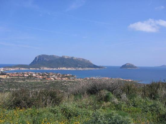 Olbia, Italien: short drive away!
