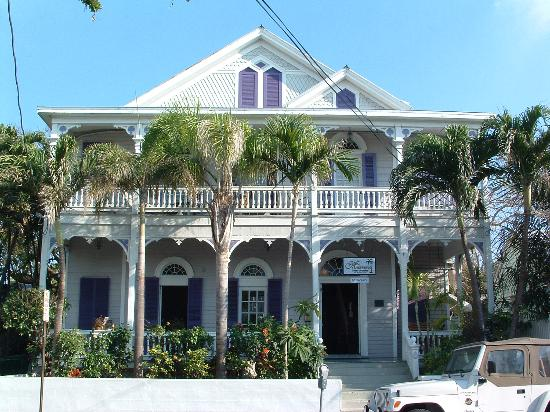 Marrero's Guest Mansion: Street View