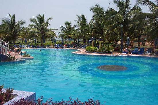 Hotel pool picture of la palm royal beach hotel accra - Hotels in windsor uk with swimming pool ...