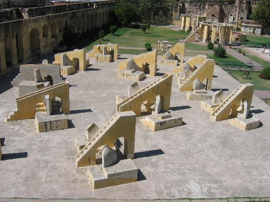 Djapur, Indie: Jantar Mantar Site