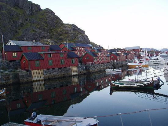 Northern Norway, Norge: From Stamsund - The Lofoten Islands