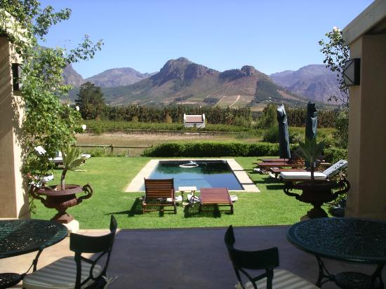 Photo of La Cabriere Country House Franschhoek