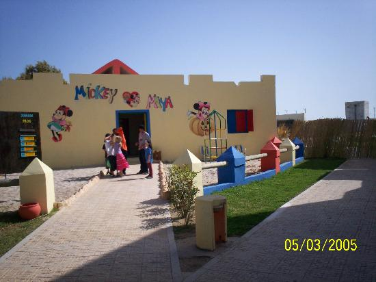 Caribbean World Borj Cedria: kids club