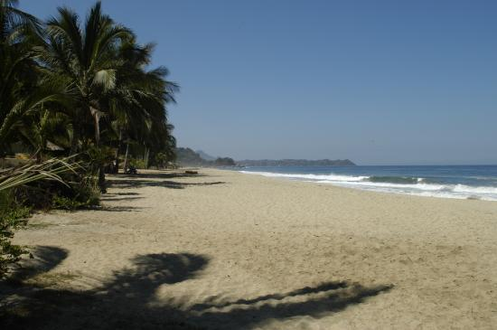 San Pancho, México: The Beach