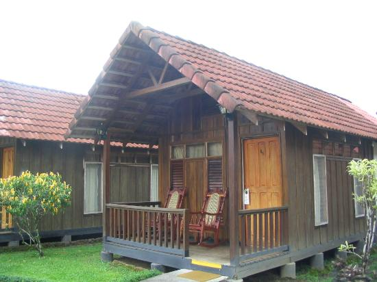 Las Cabanitas Resort: the cabin