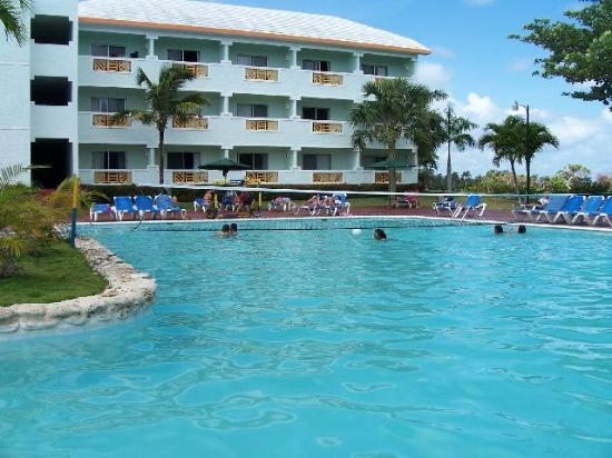 Occidental Allegro Playa Grande: Part of the resort