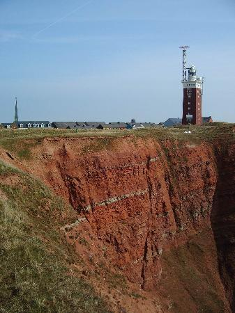 Helgoland, Germany: Lighthouse