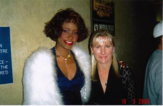 Whitney Houston &amp; Mum