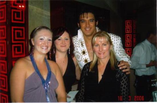 Elvis &amp; us