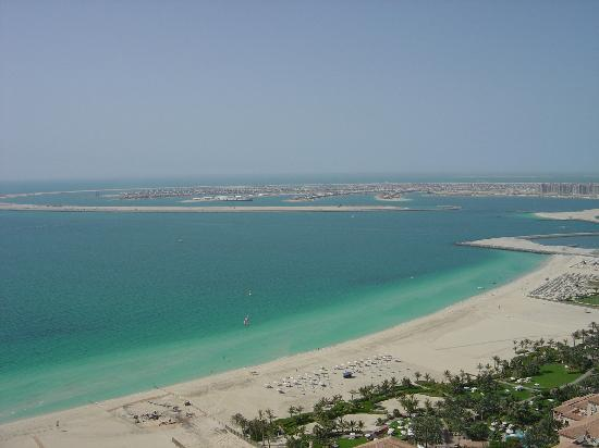 Oasis Beach Tower Apartments: view of the gulf from 29th floor