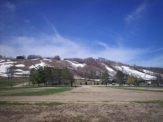 "Boyne Falls, Мичиган: The ""Mountain"""