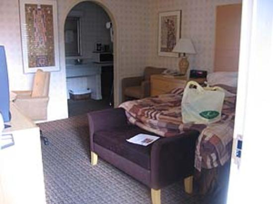Menlo Park Inn: Room photo one