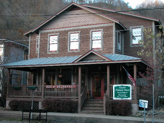 ‪Historic Matewan House Bed and Breakfast‬