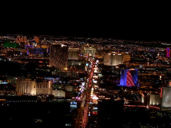 Las Vegas, NV: STRIP VIEW