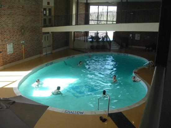 Orillia Highwayman Inn: pool