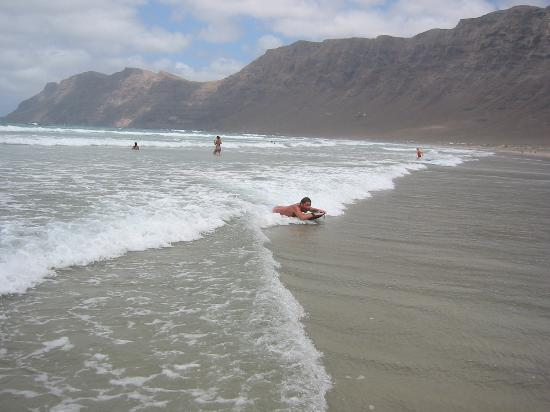 Famara Beach Lanzarote Spain Address Tickets Amp Tours