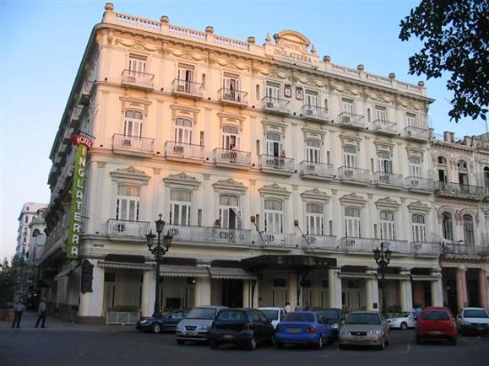 Hotel Inglaterra Havana Cuba Reviews