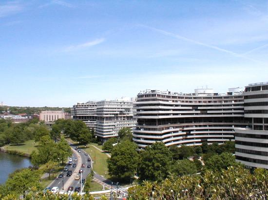 National symbol faces foreclosure neil flanagan for Is the watergate hotel still open