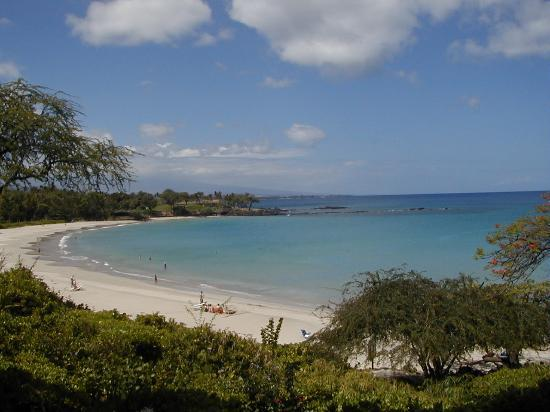 Kohala Coast, Havai: Beautiful beach