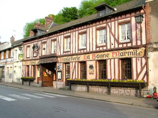 Photo of Hostellerie La Bonne Marmite Pont-Saint-Pierre