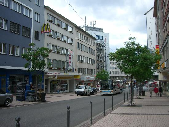 City Hotel garni Pforzheim
