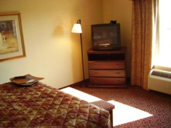 Hampton Inn Napanee-Ontario: King Room