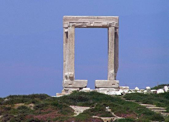 Naxos City Photo
