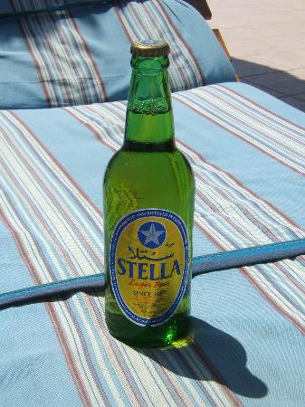 Beach Albatros Hotel: BEER