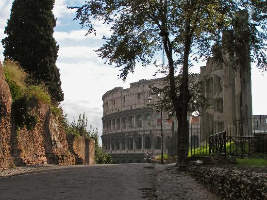 Rome, Italy: The Coliseum