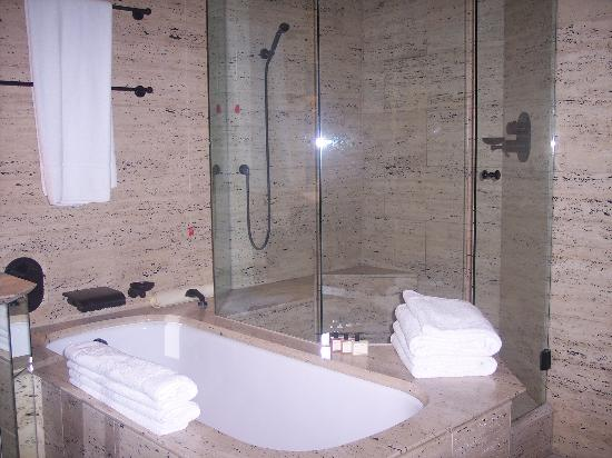 Park Hyatt Milan: Bathroom