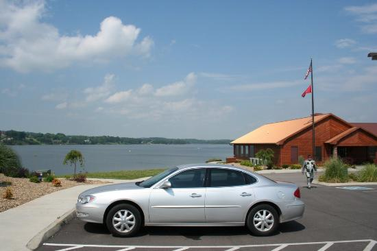 Photo of Point Lake Suites at the Point Resort Dandridge