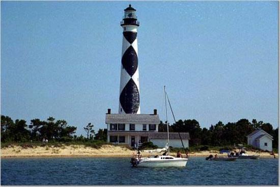 Langdon House Bed and Breakfast: Cape Lookout