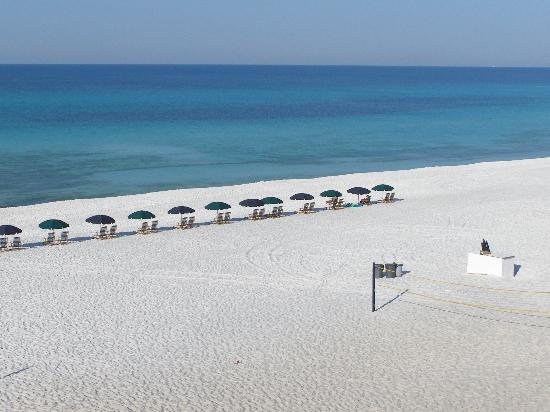 Four Points by Sheraton Destin- Ft Walton Beach : Beautiful morning view from balcony