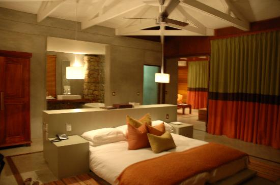 Kwandwe Private Game Reserve, Sr-Afrika: Bedroom