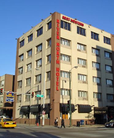 Picture of best western river north hotel chicago for Best hotel location in chicago