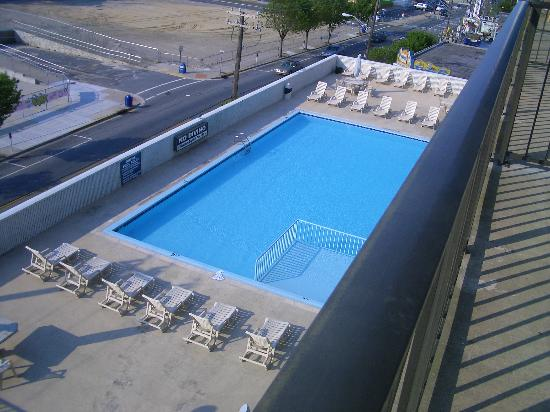 Beach Terrace Motor Inn Wildwood
